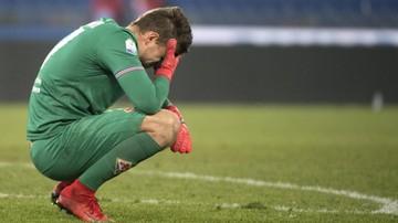 2017-12-27 Puchar Włoch: Lazio pokonało Fiorentinę i jest w półfinale. Cały mecz Drągowskiego