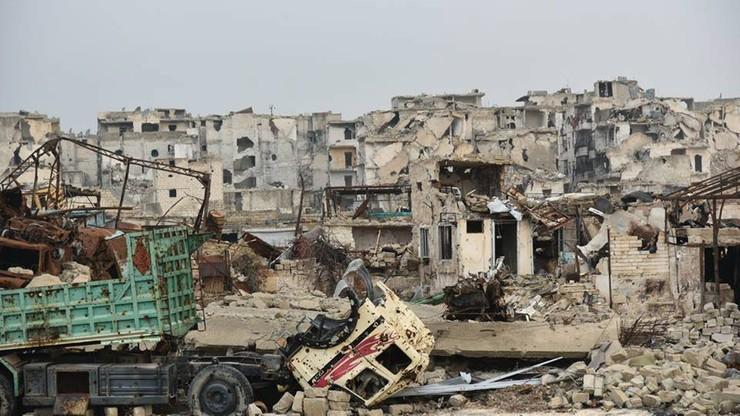 Syryjscy rebelianci zamrozili rozmowy pokojowe. Przez naruszenia rozejmu
