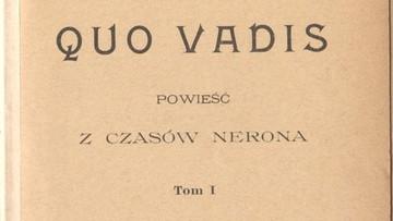"""30-08-2016 11:25 Narodowe Czytanie """"Quo Vadis"""" - z Bartoszem Kurkiem z Polsat News"""