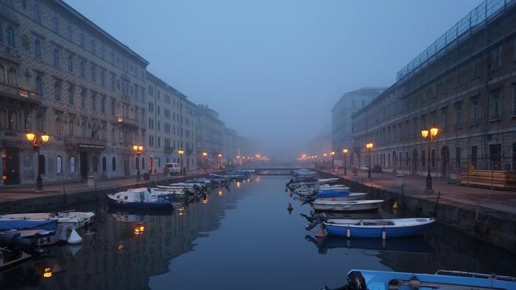 Smog w Wenecji jest taki, jak w tunelu autostrady