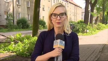 Liczenie strat po burzach na Śląsku. Przywrócono już dostawy prądu