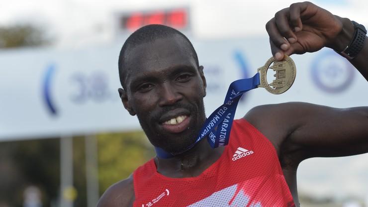 Kenijczyk Omullo ponownym zwycięzcą Maratonu Warszawskiego