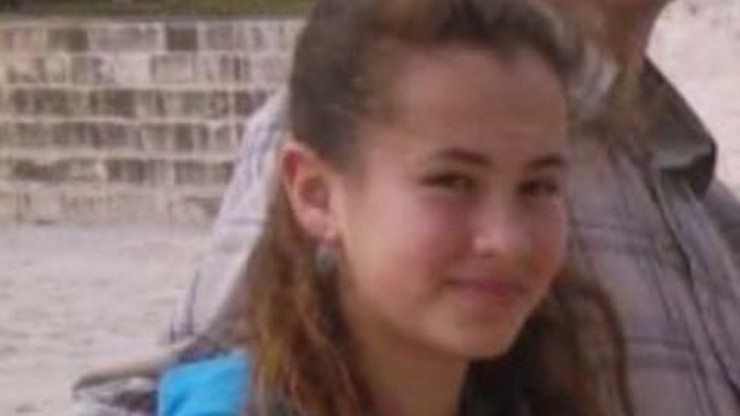 Zadźgał 13-latkę, gdy spała w swoim pokoju. Atak palestyńskiego nożownika