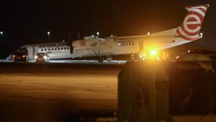 Problemy techniczne z podwoziem przyczyną awaryjnego lądowania samolotu LOT-u
