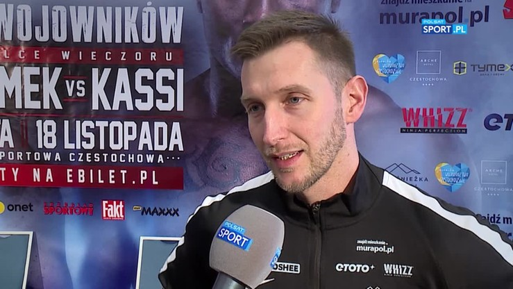 Chycki: O wyniku walki Adamek - Kassi może zadecydować szybkość