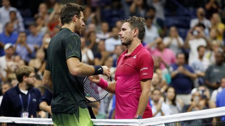 US Open: Wawrinka w środku nocy awansował do półfinału
