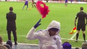 2015-11-29 Wojna w Chelsea? Mourinho prawie oberwał od Costy! (WIDEO)