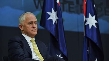 Premier Australii zapowiedział rozbudowę sił morskich