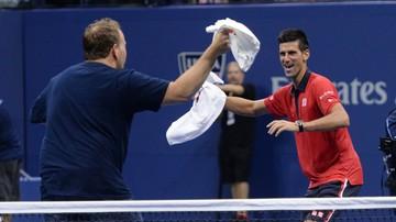 2015-09-03 Szalony taniec Djokovicia na US Open (WIDEO)