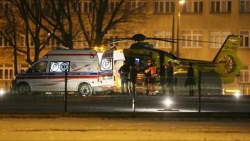 11-02-2017 06:17 Premier Szydło jest w szpitalu w Warszawie. Została przetransportowana śmigłowcem