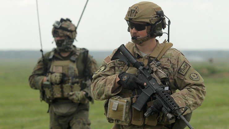 Żołnierze NATO zakończyli ćwiczenia na poligonie w Orzyszu. Trenowali obronę i odzyskiwanie terytorium