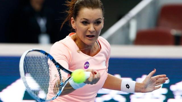 Turniej WTA w Tiencinie: awans Radwańskiej do 1/8 finału