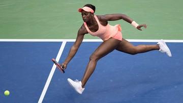 2017-09-09 US Open: Sloane Stephens po raz pierwszy zwyciężczynią turnieju