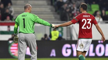 2016-11-16 Király na dobre pożegnał się z reprezentacją Węgier