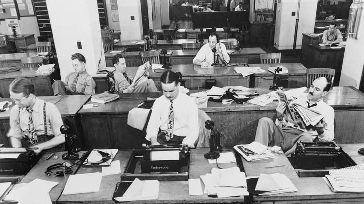 W USA spada zapotrzebowanie na listonoszy, programistów i dziennikarzy
