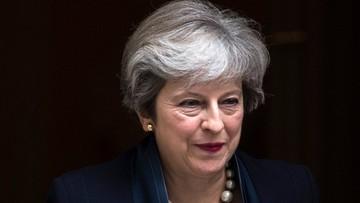 """06-09-2017 20:15 Premier May chciała, żeby prezesi firm poparli strategię ws. Brexitu. """"Nie ma takiej możliwości, żebyśmy to podpisali"""""""