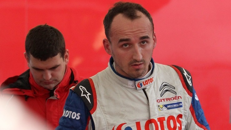 Kubica: Mam propozycje startów z kilku serii wyścigowych