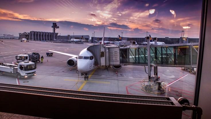 Strajki ostrzegawcze na sześciu niemieckich lotniskach