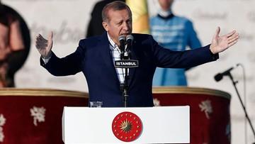 31-05-2016 19:44 Erdogan ostrzegł Merkel przed uznaniem masakry Ormian za ludobójstwo