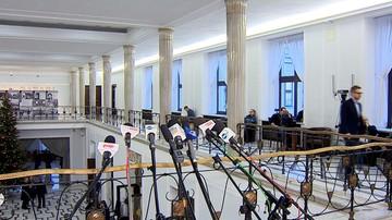 14-12-2016 15:39 Stali korespondenci i strefy. Sejm trudniej dostępny dla dziennikarzy