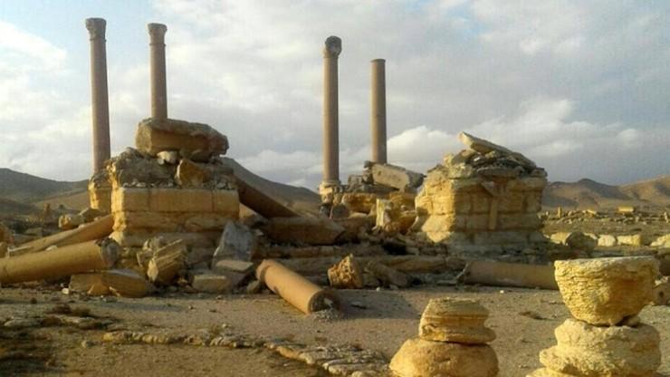 Ekspert: zniszczenia w Palmirze nie są tak duże, jak sądzono