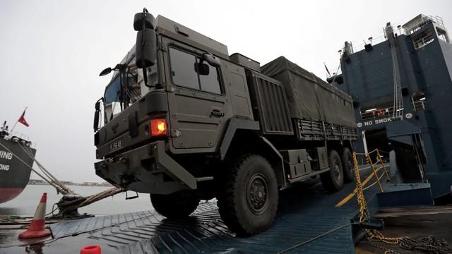 Tak ćwiczą jednostki NATO. Największe manewry od czasu zimnej wojny