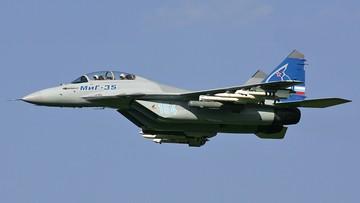 26-01-2017 19:29 Rosja: rozpoczęły się próby w locie myśliwca MiG-35