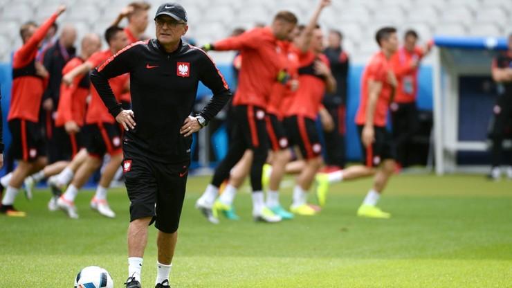 Trening kadry przed meczem z Ukrainą. Transmisja na Polsatsport.pl!
