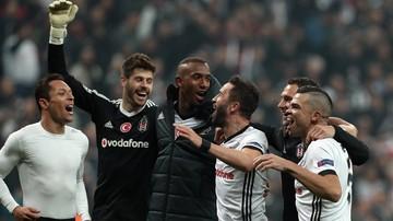 2017-11-21 Liga Mistrzów: Dwa remisy i awans Besiktasu