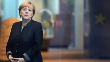 11-10-2016 11:11 Poparcie dla CDU Angeli Merkel spadło poniżej 30 proc.