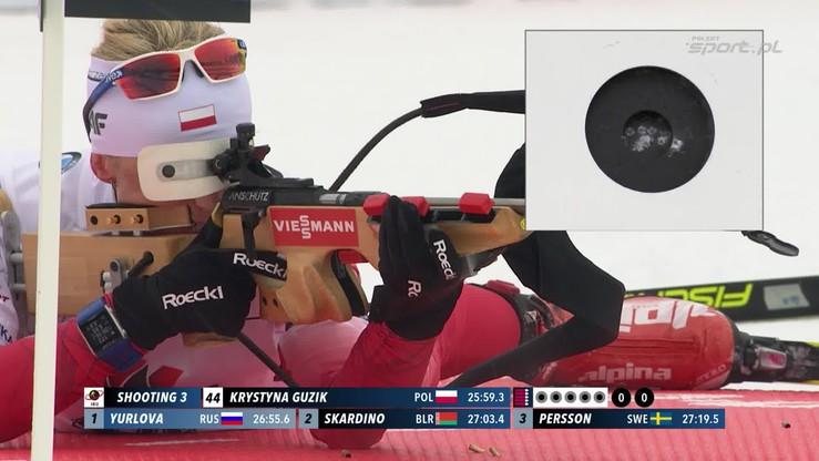 MŚ w Biathlonie: Strzelanie, które zabrało Polkom medal