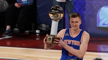 2017-02-19 NBA: Robinson III, Gordon i Porzingis zwycięzcami konkursów