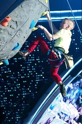 """2017-04-25 Mistrz """"The Brain"""" musiał wspiąć się na wyżyny - Polsat.pl"""