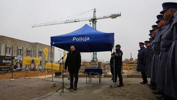 03-01-2018 16:38 W Kaliszu powstanie największa komenda policji w Polsce. Za 57 mln zł