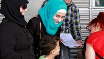 13 tys. uchodźców zarejestrowano we wrześniu w Niemczech