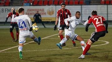 2017-11-24 Bramka Gola w meczu z Dynamo Moskwa
