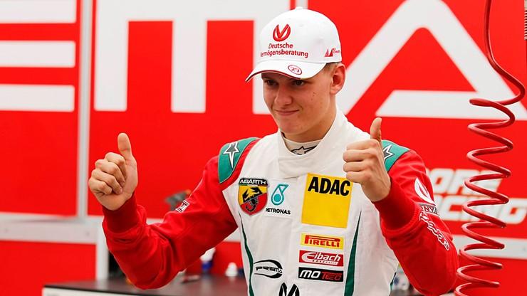 Syn Schumachera zadebiutował w Formule 3