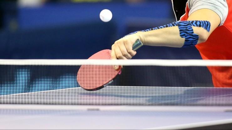LM tenisistów stołowych: Bogoria przegrała i odpadła z europejskich pucharów