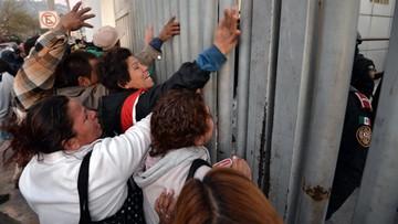 11-02-2016 17:34 Pożar i zamieszki w meksykańskim więzieniu. Nie żyje 52 osadzonych