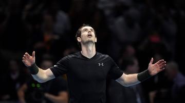 2016-11-19 ATP World Tour Finals: Murray pokonał Raonicia w półfinale