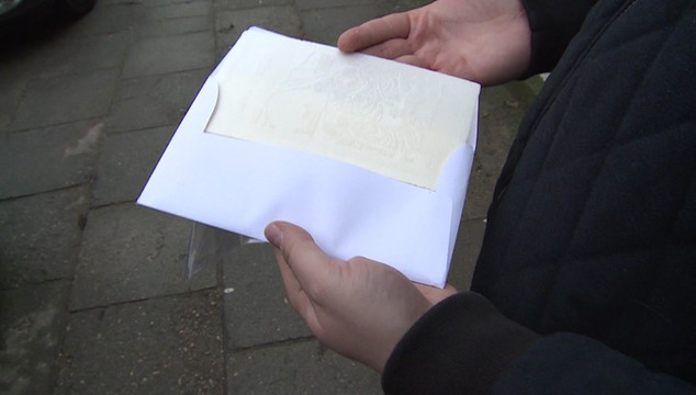 Opłatek poświęcony przez papieża? Oszuści z Gdańska nie znają świętości