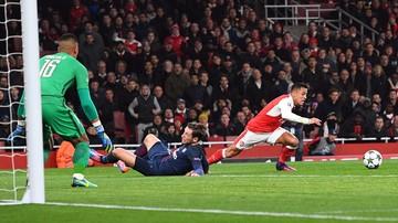 2016-11-23 LM: Męki Krychowiaka w Londynie. Arsenal z PSG na remis