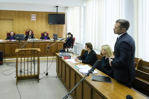 W czwartek wyrok ws. Sławomira Nowaka