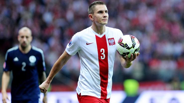 Iwanow: Reprezentacja bez lewego... obrońcy