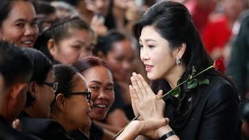 25-08-2017 12:11 Wydano nakaz aresztowania b. premier Tajlandii Yingluck Shinawatry. Źródła informują, że polityk uciekła z kraju