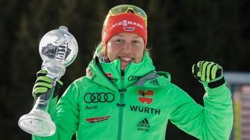 2017-03-18 PŚ w biathlonie: Dahlmeier najlepsza w sezonie w biegu na dochodzenie