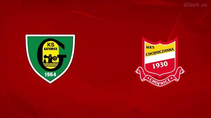 2016-05-12 GKS Katowice - Chojniczanka Chojnice 2:2. Skrót meczu