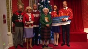 Royal Family w kiczowatych swetrach
