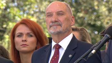 Macierewicz: Rosjanie mogą co najwyżej grozić, ale nie są w stanie nam zagrozić