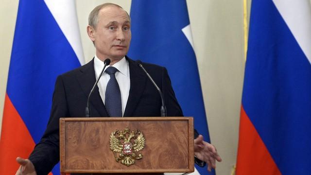 Putin: jesteśmy gotowi do obrony w razie zagrożenia